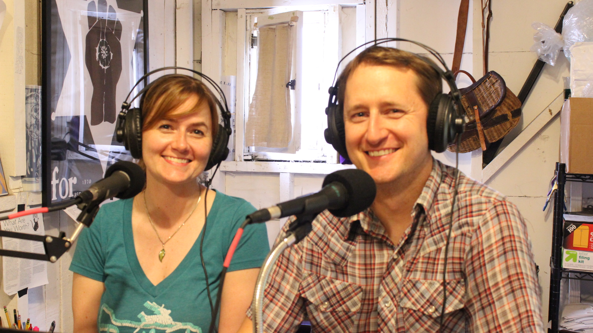 103 – Educational Video Production with Laura & Rob Sams pt